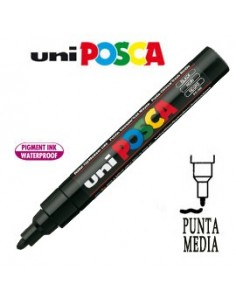 Marcatore UNI POSCA PC5M p.media 1
