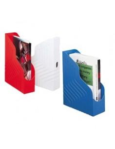Cartelle 3 lembi NATURE FUTURE® Exacompta - blu - 55502E