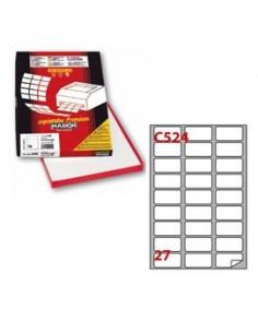 Portabiglietti da visita personalizzabile Favorit - 6x10 cm - 100 - 100 - trasparente - 100460336