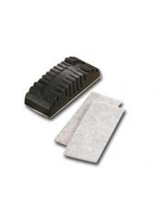 Busta a zip A4 blu Rexel - A4 - blu - 1300259