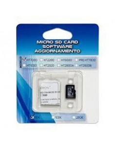 MICRO SD CARD aggiornamento verificabanconote HT1000