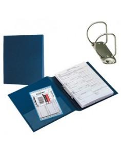 Classificatore Alfabetico A-Z Fraschini - blu - 2040