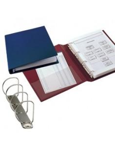 Cartelle portaprogetti Big Sei Rota - Dorso 16 - 25x35 cm - blu - 68001607
