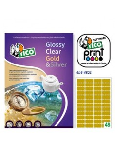 Linea Professional in plexiglass Koh-i-noor - Triplodecimetro - 30 cm - V0735