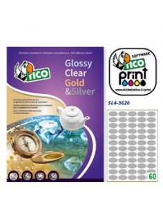 Linea Professional in plexiglass Koh-i-noor - Doppiodecimetro - 20 cm - V0725