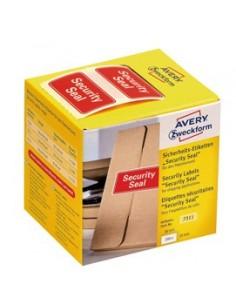 Etichette adesive per libri ZDesign by Avery - gufi - 59249 (conf.3)