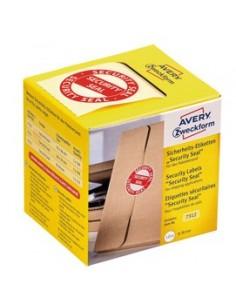 Etichette adesive per libri ZDesign by Avery - coccinelle - 59250 (conf.3)