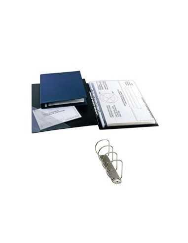 Raccoglitore SANREMO 2000 25 4D nero 42x30cm A3-album SEI ROTA