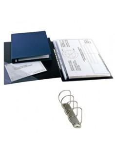 Portabiglietti da visita Eco Visita Sei Rota - blu - 56701707