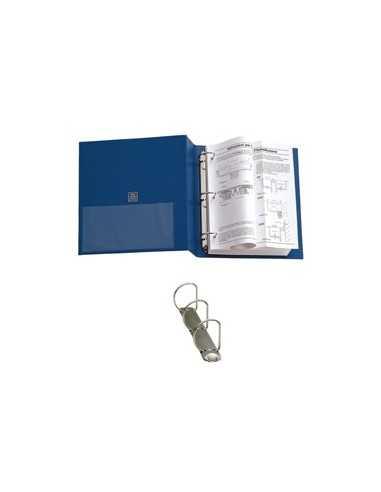 Raccoglitore STELVIO 40 A4 3D blu 22x30cm SEI ROTA