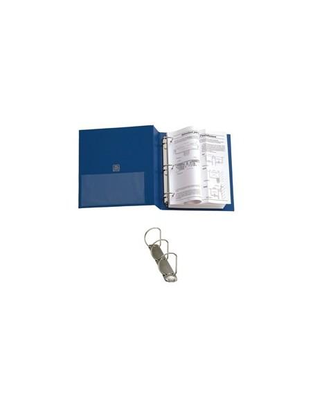 Raccoglitori Dossier Favorit - 4 anelli Ø 30 mm R 42x30 cm (album) - nero - 100500161 6432002