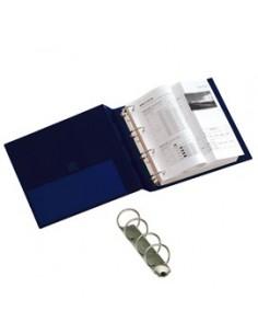 Portamenu personalizzabili Menu TI Sei Rota - 18x24 cm - 4 buste - 56721407