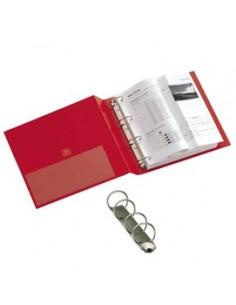 Portamenu personalizzabili Menu TI Sei Rota - 11x30 cm - 4 buste - 56720407