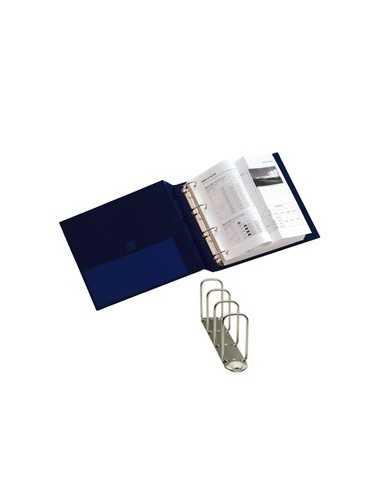 Raccoglitore STELVIO 65 A4 4Q blu 22x30cm SEI ROTA