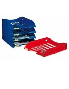 Cartelle progetto Eco Brefiocart - 5 cm - azzurro - 0221705.AZ