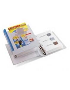 Buste con bottone in metallo Press E Sei Rota - 11,2x20,5 cm - 441120