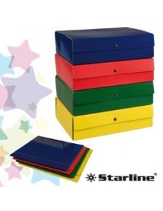SCATOLA PROGETTO 8 BLU STARLINE
