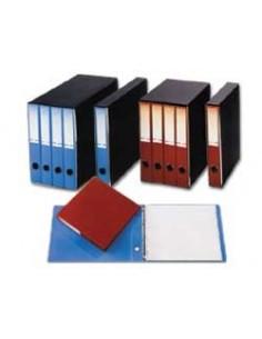 Buste trasparenti Atla FT Sei Rota - F.to A4 - 4 scomparti (13x18 cm) - 662522 (conf.10)