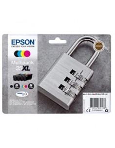 KIT etichette-ribbon Etiform - 100x100 - 1476 - 2 - 1/2 Pollici - K100x100x050R2 (conf.2 ribbon, 1476 etic.)
