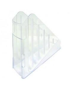 Cartelle portaprogetto con elastico in carta plastificata Euro-Cart - 5 cm - verde lime - CPIRI05ELPVL