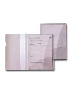 Cartelline a L Poli Colorato Sei Rota - Formato A4 - PPL - verde - 66232205 (conf.25)