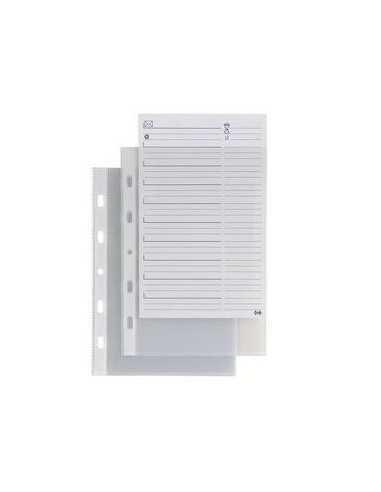 INTERCALARI TELEX 3 15X21CM (A5)