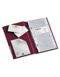 Registratore legale Unico con custodia Elba- Dorso 8 - 23x33 cm - viola - 100460531