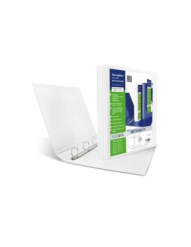 Raccoglitore personalizzabile NETTUNO TI 30 4D A4 22x30cm bianco SEI ROTA