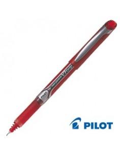 ROLLER HI-TECPOINT V7 GRIP ROSSO PILOT