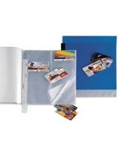 Registratori Delsoline Esselte - Commerciale - f.to utile 23x30 cm - 8 cm - bianco/grigio - 390713060