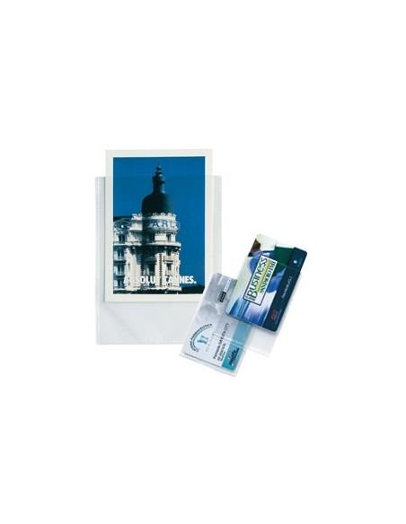 Buste a foratura universale Copy Safe Esselte - Standard 22x30 cm goffrata - 392597300 (conf.25)