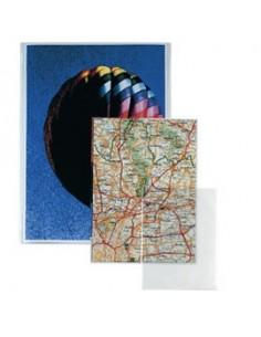 Cartelle per archivio box Linicolor Exacompta - 5 colori assortiti - 5977E (conf.11)