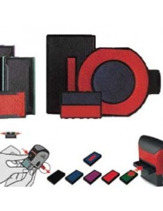 Sedia ergonomica Jazz Unisit - rosso - AICP/ER