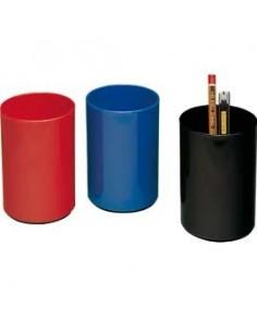 Schedari in plastica con coperchio Exacompta - A6 orizzontale - 171x335x139 mm - 1200 - 51240D