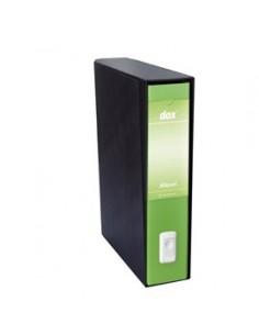 Registratore DOX 5 verde dorso 5cm f.to protocollo REXEL
