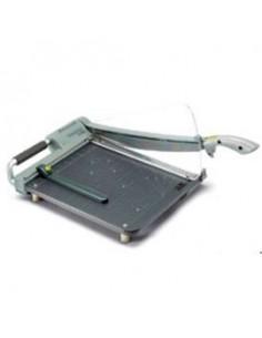 Carrello portacomputer Durable - argento metallizzato/faggio - 75x53,4x95-115 cm - 5 - 3720-124