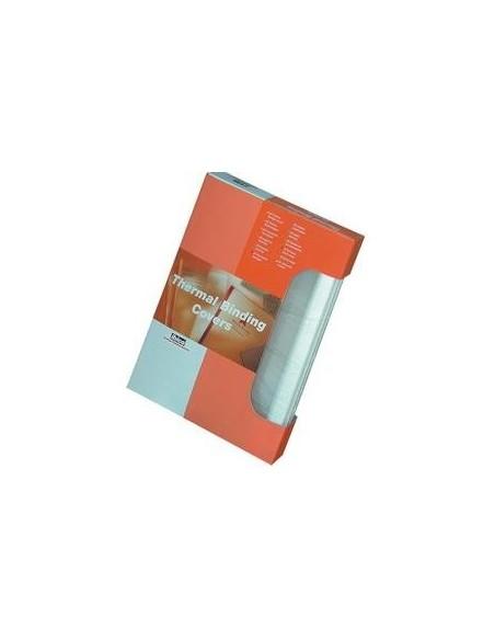Buste perforazione universale Copy Safe Esselte - 22x30cm -goffrata antiriflesso- 392797000 (conf.100)