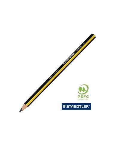 MATITA GRAFITE Noris Club® 119 HB 4mm Triangolare JUMBO Staedtler