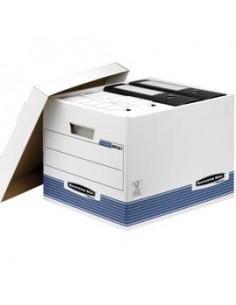 SCATOLA ARCHIVIO C/COPERCHIO BANKERS BOX SYSTEM