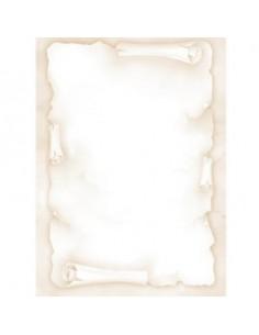 Etichette adesive Markin - 105x37 mm - Nr. etichette / foglio 16 - X210C511 (conf.100)