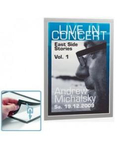 Quaderni MONOCROMO Pigna - A5 - 40+R ff - 5 mm (Quadretti) - 02217785M (conf.10)