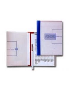 Cartella congressi WOW Leitz - 25 mm - A4 - Arancione metallizzato - 46360044