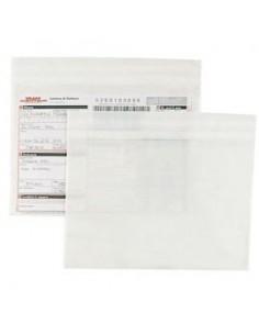 Buste comm. Pigna - taglio a punta - con finestra - gommata - 11x23 cm - 80 g/mq - 0388923 (conf.500)