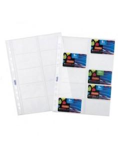 Nastro adesivo PP riciclato al 100% Tesa - nastro riciclato - 50mmx66m - trasparente - 58153-00000-00
