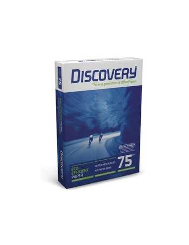 CARTA BIANCA DISCOVERY 75 A4 75GR 500FG