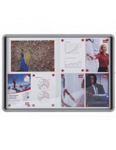 Etichette bianche Pergamy - quadrati - et/ff 10 - 105x57 mm - 900337 (conf.100)
