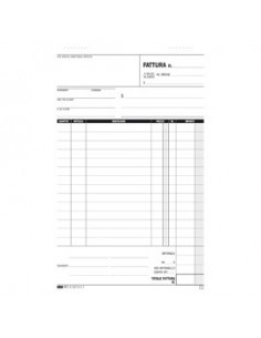 Etichette bianche Pergamy - quadrati - et/ff 16 - 105x37 mm - 900345 (conf.500)