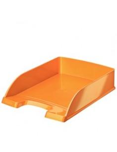Vaschetta portacorrispondenza PLUS WOW arancio LEITZ