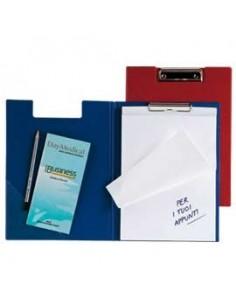 Cartelle manilla 3 lembi ad alto spessore Esselte - azzurro - 551350 (conf.25)