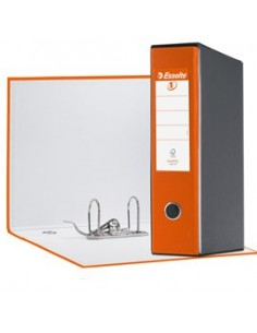 Registratore EUROFILE G53 arancio dorso 8cm f.to commerciale ESSELTE